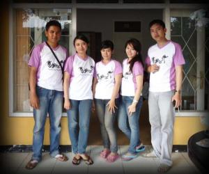 panitia retreat GPGH 2012